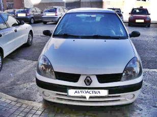 Foto 3 de Renault Clio 1.5 dCi Authentique 48kW (65CV)