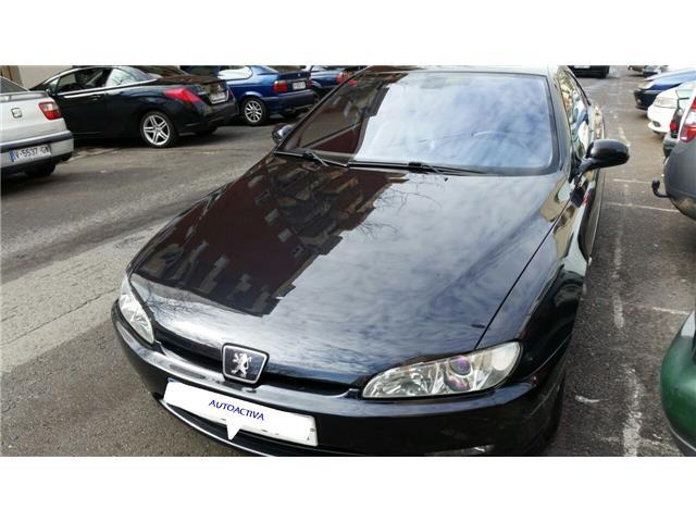 peugeot 406 coupe 2 2 hdi pack 136cv de segunda mano por 4700. Black Bedroom Furniture Sets. Home Design Ideas