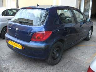 Foto 3 de Peugeot 307 2.0 HDI XR 66kW (90CV)