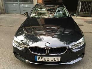 Foto 1 de BMW Serie 4 420dA Coupe 135kW (184CV)