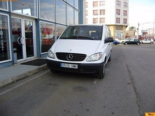Mercedes-Benz Vito 111 CDI Vito L Larga 85kW (116CV)  de ocasion en Valencia