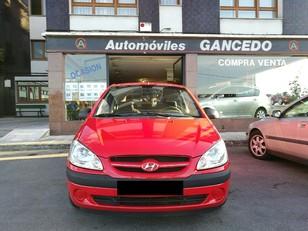 Hyundai Getz 1.1 49kW (66CV)  de ocasion en Asturias