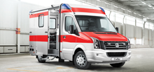 Transporte Sanitario - Ambulancias