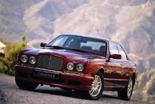 Bentley Continental R coupe 389CV  de ocasion en Madrid