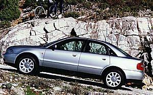 Audi A4 2.4 QUATTRO