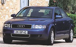 Audi A4 2.0 96kW (130CV) de ocasion en Murcia