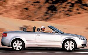 Audi A4 3.0 multitronic Cabrio de ocasion en Baleares