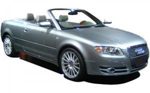 Audi A4 2.0 TDI Cabrio DPF