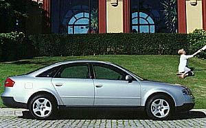 Audi A6 2.8 QUATTRO TIPTRONIC de ocasion en Salamanca