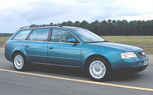 Audi A6 2.5 TDI AVANT QUATTRO TIPTRONIC de ocasion en Toledo