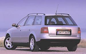 Audi A6 2.8 AVANT MULTITRONIC de ocasion en Madrid