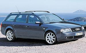 Audi A6 Avant 2.5TDI quattro tiptronic 132kW (180CV) de ocasion en Madrid