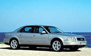 Audi A8 L 4.2 QUATTRO TIPTRONIC LWB 310CV