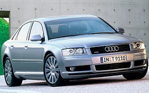 Audi A8 3.7 Quattro Tiptronic