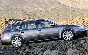 Audi RS6 Avant 4.2 Quattro Tiptronic 450CV de ocasion en Granada