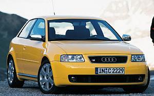 Audi S3 1.8 T quattro