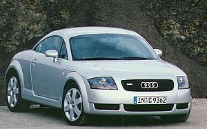 Audi TT 1.8 T Coupé 132kW (180CV) de ocasion en Jaén