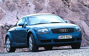 Audi TT 1.8 T Coupé 180CV