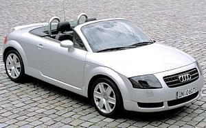 Audi TT Roadster 1.8 T 163CV de ocasion en Segovia
