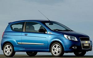 Chevrolet Aveo 1.4 16v LS 100CV