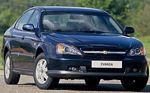 Chevrolet Evanda 2.0 CDX 131CV