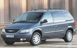 Chrysler Grand Voyager 2.5 CRD SE  de ocasion en Madrid