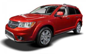 Dodge Journey 2.0 CRD SXT de ocasion en Madrid