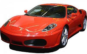 Ferrari F-430 F1 COUPE. 4.3 V8