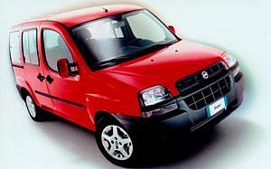 Fiat Dobló Combi 1.9 JTD Panorama  77 kW (105 CV) Dynamic de ocasion en Zaragoza