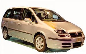 Fiat Ulysse 2.0 JTD 16v Dynamic  de ocasion en Barcelona