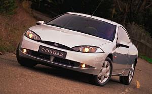 Ford Cougar 2.5 V6 de ocasion en Jaén