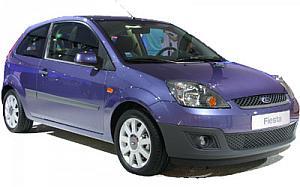 Ford Fiesta 1.4 TDCi Trend 50kW (68CV) de ocasion en Madrid