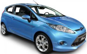Ford Fiesta 1.4 TDCI Trend 50 kW (68 CV)  de ocasion en Murcia