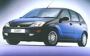 Ford Focus 1.6 Trend 74kW (100CV) de ocasion en Alicante