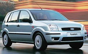 Ford Fusion 1.4 16v Trend de ocasion en Las Palmas