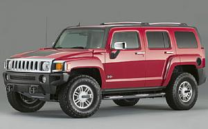 Hummer H3 3.5 Base Package 164kW (220CV)