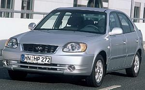 Hyundai Accent 1.3i GL 85CV de ocasion en Valencia