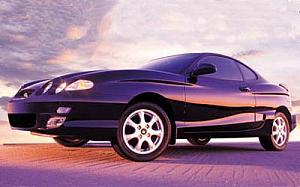 Hyundai Coupe 1.6I FX de ocasion en Murcia