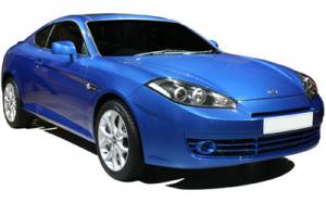 Hyundai Coupe 1.6 GK de ocasion en Alicante