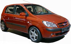 Hyundai Getz 1.1 AA de ocasion en Baleares