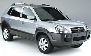 Hyundai Tucson 2.0 COMFORT 4X2