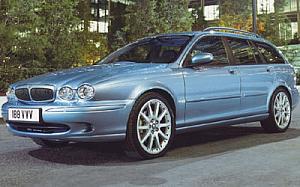 Jaguar X-Type 2.0 D Executive 96kW (130CV)