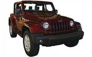 Jeep Wrangler 2.4 TL de ocasion en Barcelona
