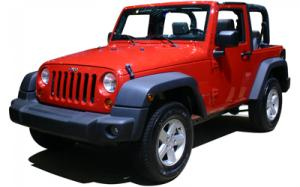 Jeep Wrangler 2.8 CRD Sahara Auto 177CV de ocasion en Málaga