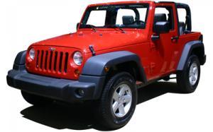 Jeep Wrangler 2.8 CRD Sahara 147kW (200CV)  de ocasion en Barcelona