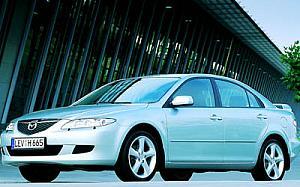 Mazda Mazda 6 2.0 CRTD ACTIVE16V 88 KW