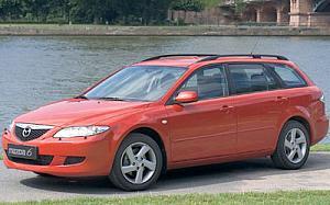 Mazda Mazda 6 2.0 CRTD SPORTWAGON 16V 100 KW SW  de ocasion en Barcelona