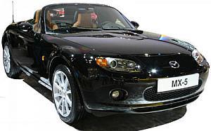 Mazda MX-5 Active 1.8 de ocasion en Madrid