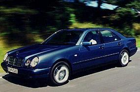 Mercedes-Benz Clase E E 240 ELEGANCE 170CV