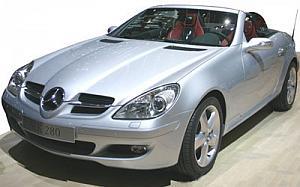 Mercedes Clase SLK SLK 200 K de ocasion en Cádiz